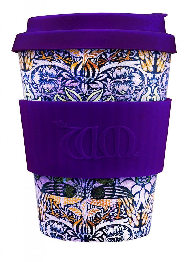 Ecoffee Bamboo travel cups.