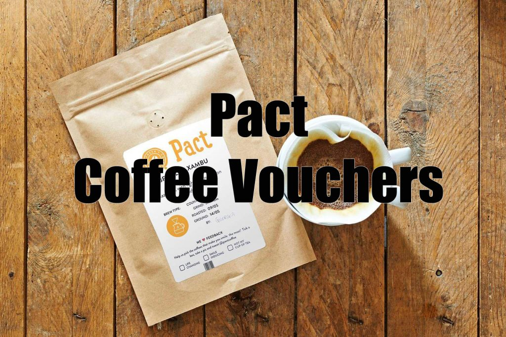 Pact Coffee Vouchers The Best Discount Vouchers For Pact