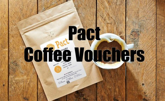 Pact Coffee Voucher Codes