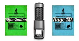 Win Staresso Espresso Maker and Django Coffee