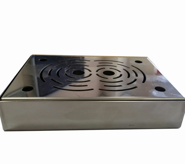 New stainless steel low profile drip tray available for Gaggia Classic.