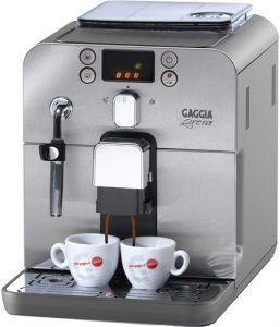 Best Bean to Cup Coffee Machine? Gaggia Brera.