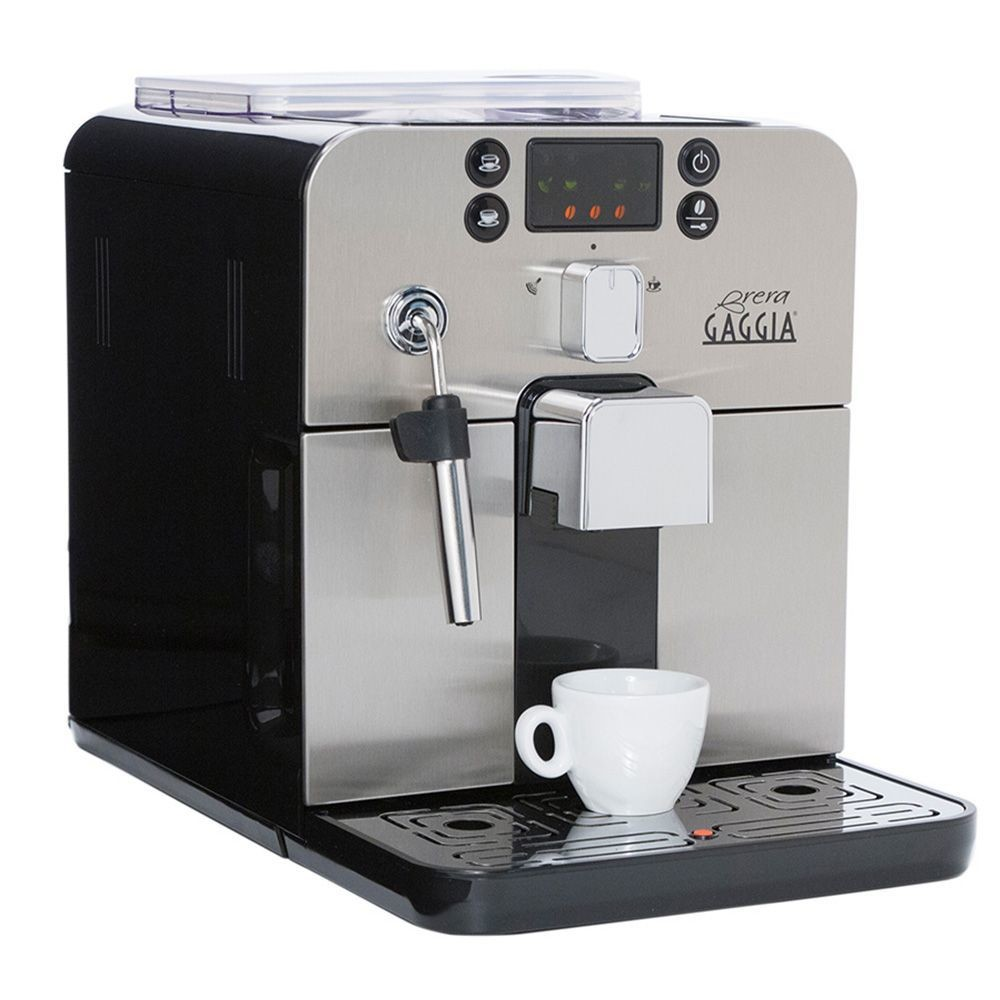 Gaggia Brera Review The Bean To Cup Coffee Machine For You